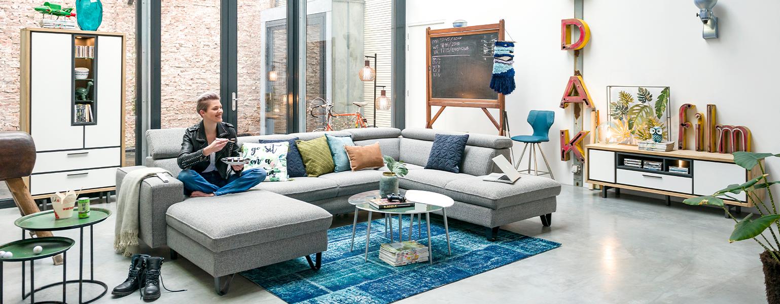 Witte tv meubel