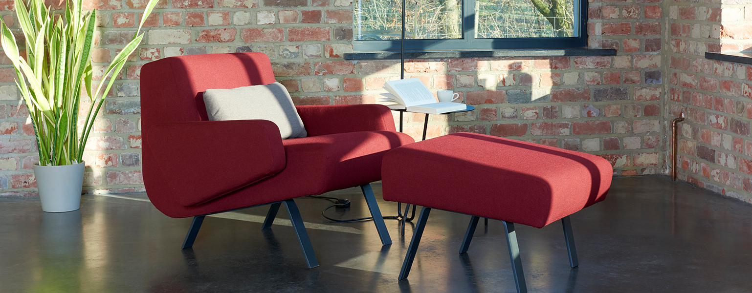 Design fauteuil Moome