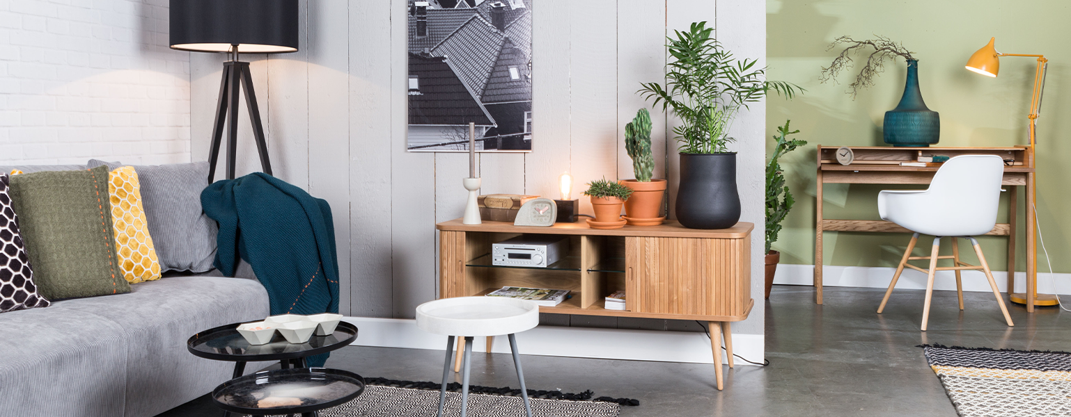 Scandinavisch tv-meubel
