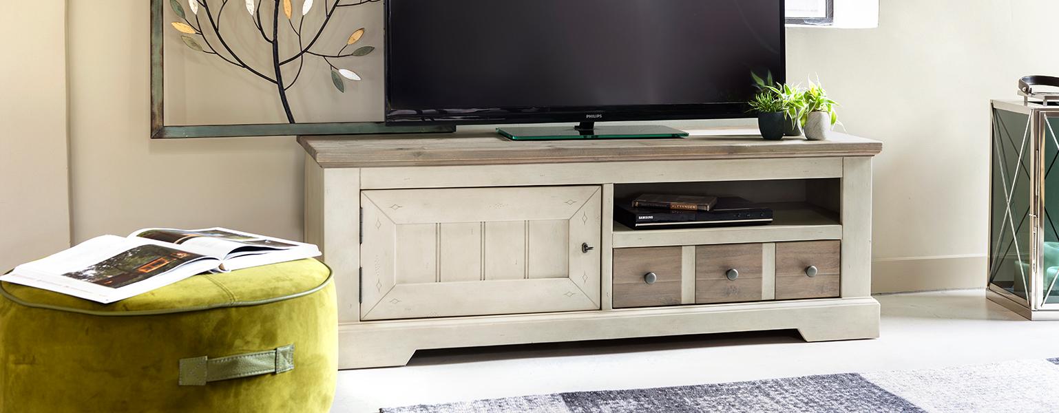 landelijke tv-meubels