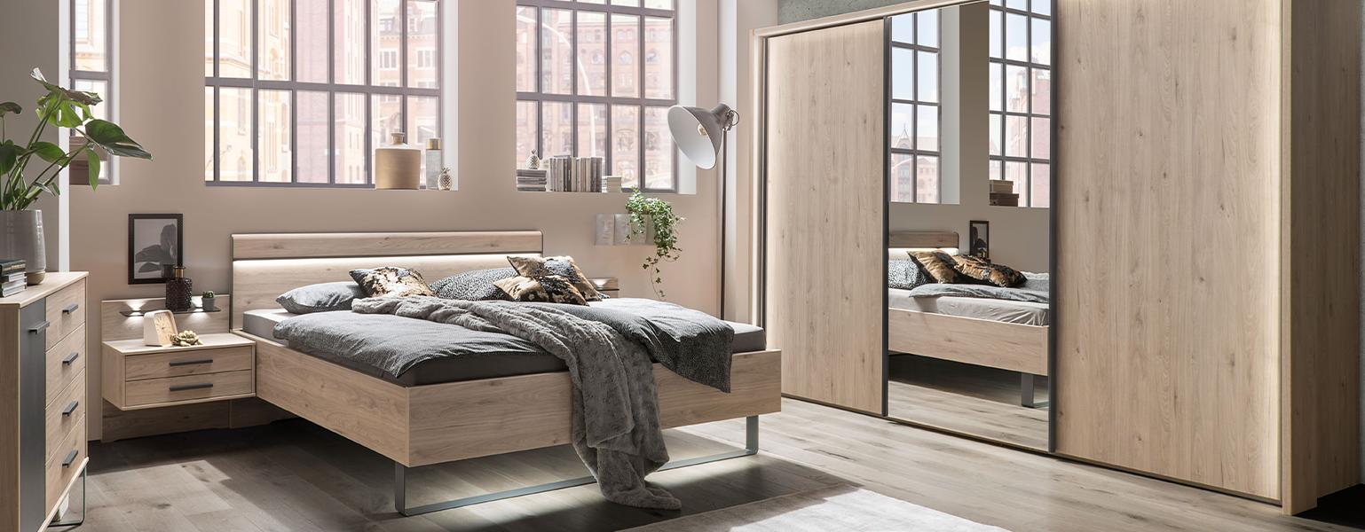 Slaapkamer meubels set