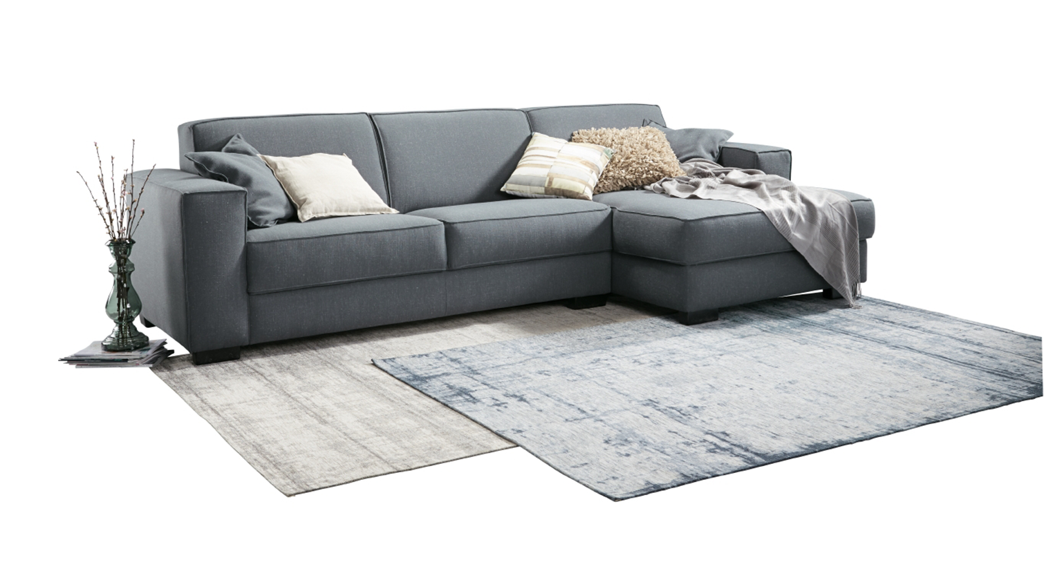 Stoffen meubels