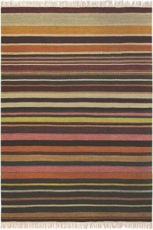 Vloerkleed Kashba Splendid 48603 van Brink & Campman is een exclusief handgeweven karpet met een eigenzinnig strepen design. Het vloerkleed is samengesteld uit scheerwol en is uitgevoerd in de kleur meerkleurig. Het kleed heeft een afmeting van 160 x 230 cm.