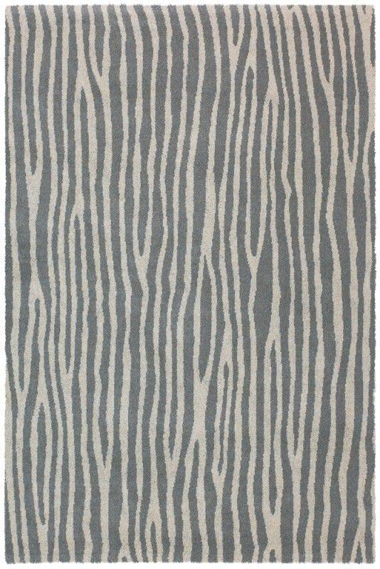 Vloerkleed Spheric Zebra Grijs  van Brink & Campman is een exclusief geweven & getuft karpet met een eigenzinnig strepen design. Het vloerkleed is samengesteld uit wol en is uitgevoerd in de kleur grijs. Het kleed heeft een afmeting van 160 x 230 cm.
