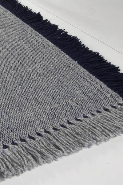 Vloerkleed Barrax - blue uit de Feel Good karpetten collectie van Brinker Carpets - 170 x 230