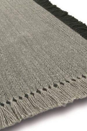 Vloerkleed Barrax - green uit de Feel Good karpetten collectie van Brinker Carpets - 170 x 230