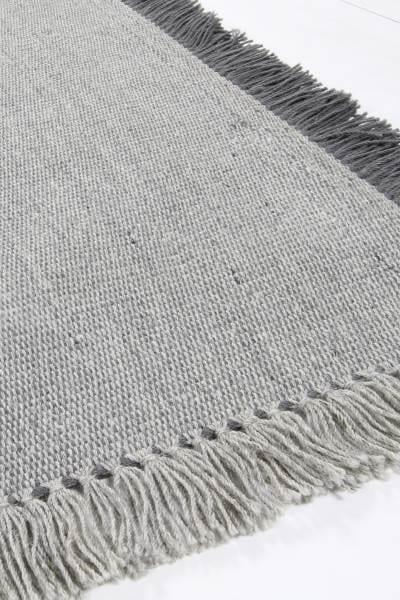 Vloerkleed Barrax - grey uit de Feel Good karpetten collectie van Brinker Carpets - 170 x 230