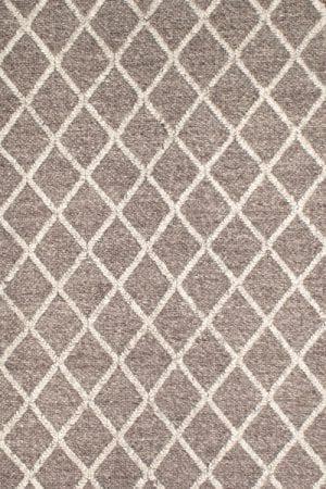 Vloerkleed France - graphite uit de Feel Good karpetten collectie van Brinker Carpets - 170 x 230