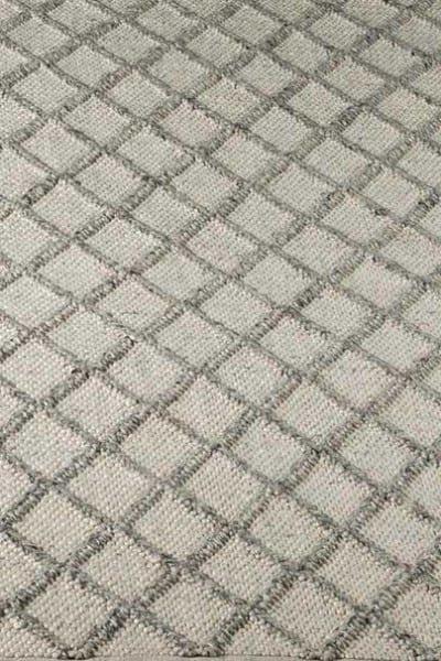 Vloerkleed France - ivory grey uit de Feel Good karpetten collectie van Brinker Carpets - 170 x 230