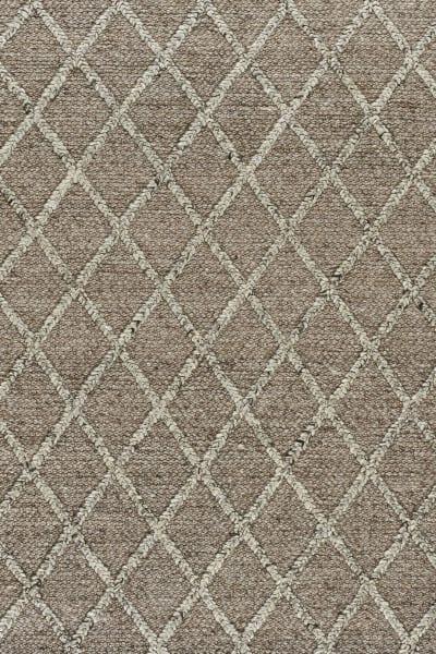 Vloerkleed France - mocha silver uit de Feel Good karpetten collectie van Brinker Carpets - 170 x 230