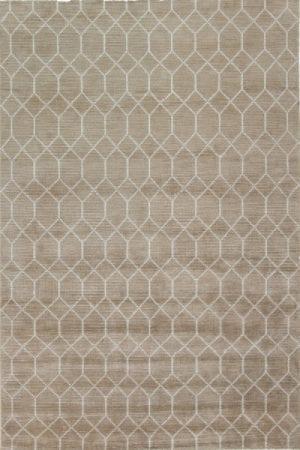 Vloerkleed Laatz - champagne uit de Feel Good karpetten collectie van Brinker Carpets - 170 x 230