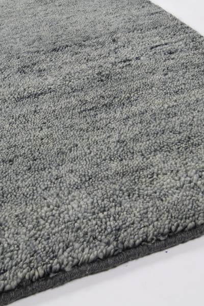 Vloerkleed Mateo - grey uit de Feel Good karpetten collectie van Brinker Carpets - 170 x 230