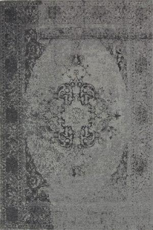 Vloerkleed Meda - grey uit de Feel Good karpetten collectie van Brinker Carpets - 170 x 230