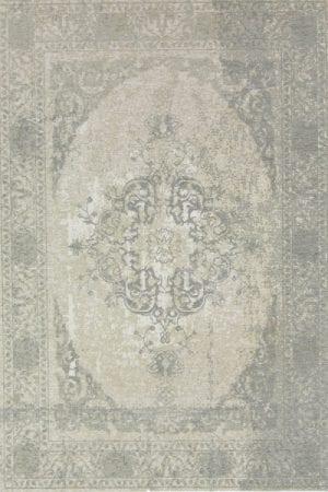 Vloerkleed Meda - silver uit de Feel Good karpetten collectie van Brinker Carpets - 170 x 230