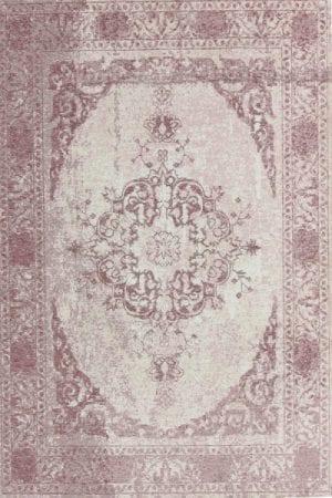 Vloerkleed Meda - vieux roze uit de Feel Good karpetten collectie van Brinker Carpets - 170 x 230