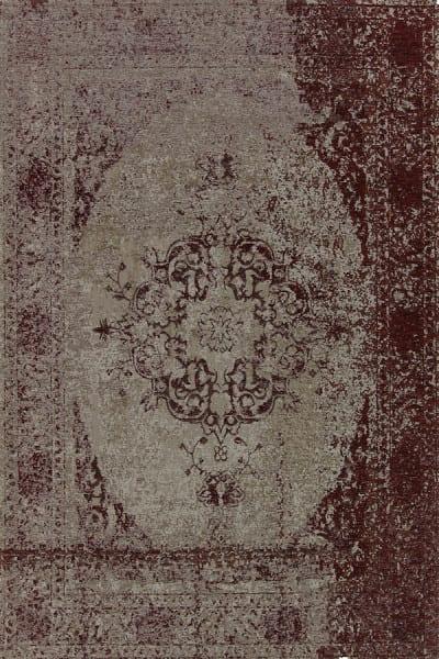 Vloerkleed Meda - wine red uit de Feel Good karpetten collectie van Brinker Carpets - 170 x 230