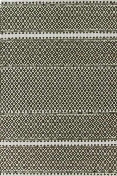 Vloerkleed Saint - army green uit de Feel Good karpetten collectie van Brinker Carpets - 170 x 230