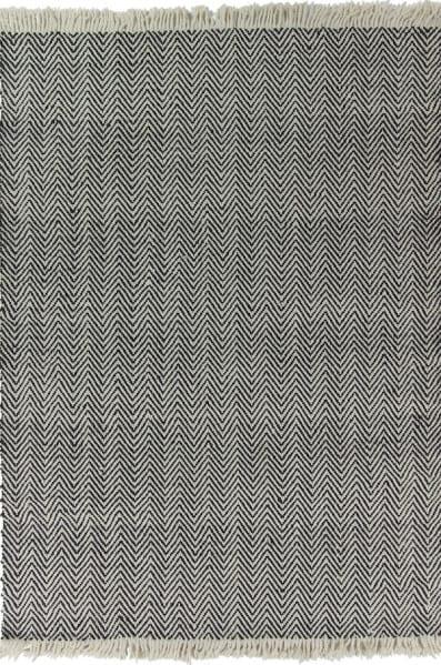 Vloerkleed Vijon - charchoal uit de Feel Good karpetten collectie van Brinker Carpets - 170 x 230