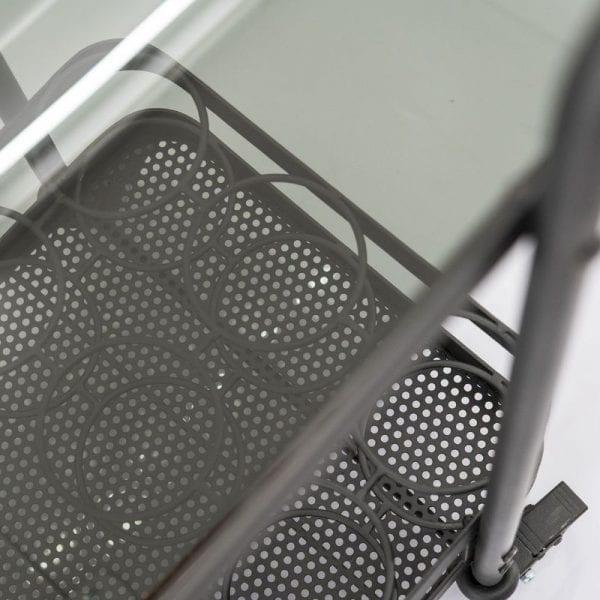 trolley rodando Woonaccessoire IN.HOUSE Accessoires Lowik Meubelen