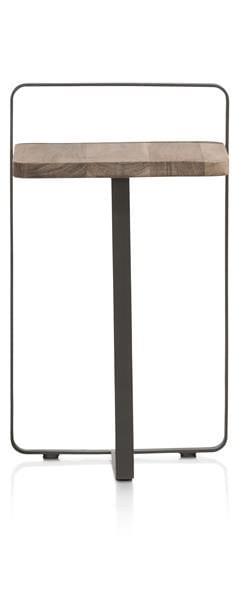 bijzettafel Rosetta - hoog 35 x 35 cm Coco Maison SMALLFURN Lowik Wonen & Slapen