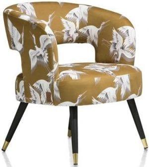 fauteuil Megan Coco Maison SMALLFURN Lowik Wonen & Slapen