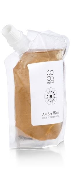 diffuser refiller Amber Wood Coco Maison CANDLES Lowik Wonen & Slapen