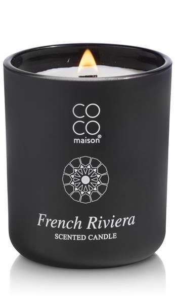 geurkaars large French Riviera Coco Maison CANDLES Lowik Wonen & Slapen