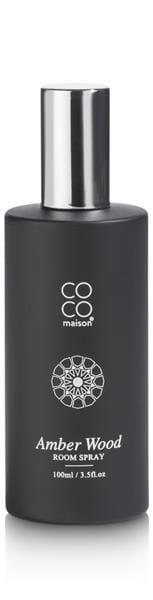 home spray 100 ml Amber Wood Coco Maison CANDLES Lowik Wonen & Slapen