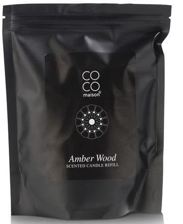 wax refiller Amber Wood Coco Maison CANDLES Lowik Wonen & Slapen