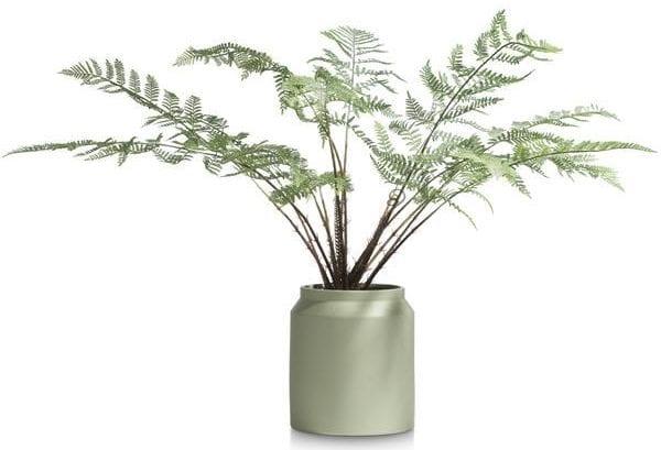 Fern plant in plastic pot - 100 cm Coco Maison FLOWERS Lowik Wonen & Slapen