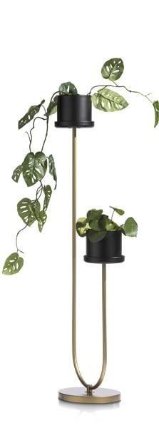 plantentoren Loui - 120 cm Coco Maison SMALLFURN Lowik Wonen & Slapen