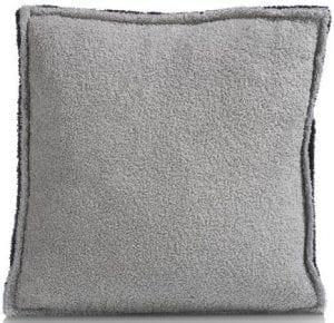 kussen Fluffy Grey - 45 x 45 cm Coco Maison CUSHION Lowik Wonen & Slapen
