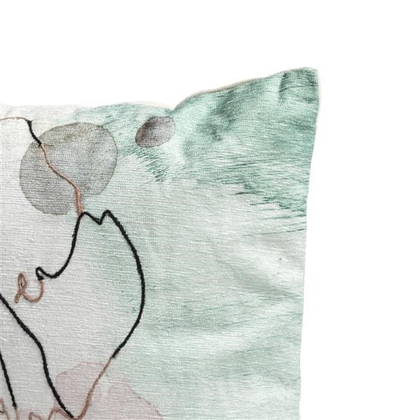 kussen Nia - 45 x 45 cm Coco Maison CUSHION Lowik Wonen & Slapen