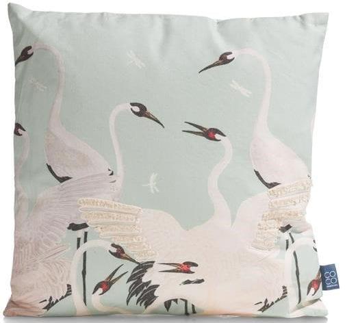 kussen Stork - 45 x 45 cm Coco Maison CUSHION Lowik Wonen & Slapen