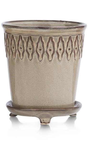pot Linn small - hoogte 19,5 cm Coco Maison ACCESOIRES Lowik Wonen & Slapen