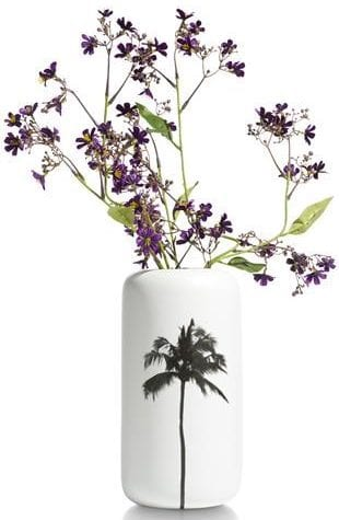 vaas Palm Large - hoogte 29,4 cm Coco Maison ACCESOIRES Lowik Wonen & Slapen
