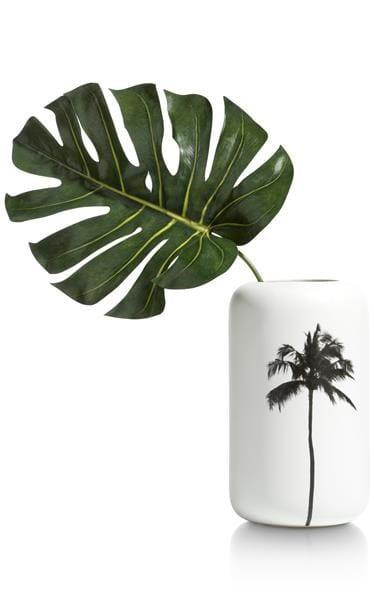 vaas Palm Medium - hoogte 25 cm Coco Maison ACCESOIRES Lowik Wonen & Slapen