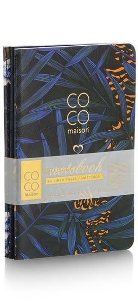 3 notitieboekjes - 32 pagina's per boekje Coco Maison ACCESOIRES Lowik Wonen & Slapen