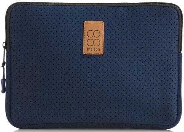 i-pad tas - blauw Coco Maison ACCESOIRES Lowik Wonen & Slapen