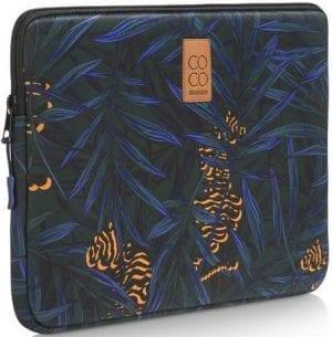 laptoptas large - tiger print Coco Maison ACCESOIRES Lowik Wonen & Slapen