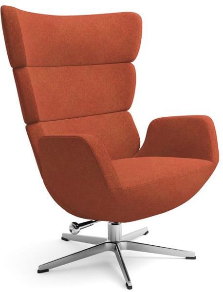 Turtle relaxfauteuil, eigenzinnige fauteuil uit de Conform relaxfauteuil collectie