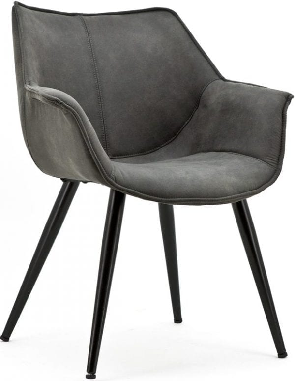 Samuel armstoel, eigentijdse stoel uit de Eleonora armstoelen collectie