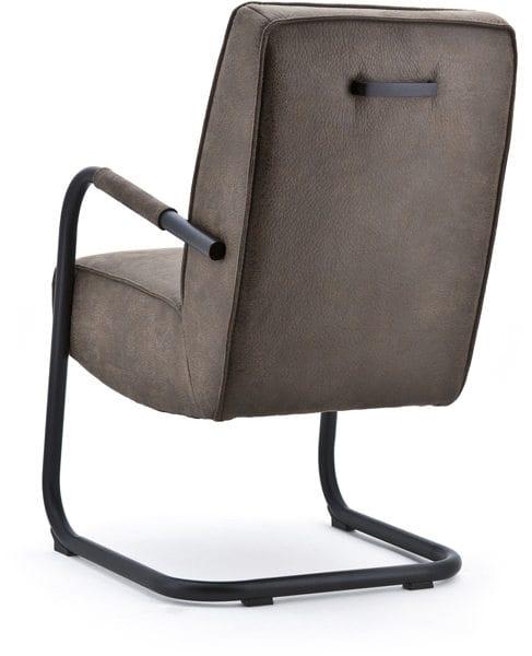 Elburg armstoel Feelings, uit de Eleonora stoel collectie