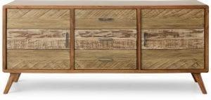 Turijn dressoir Feelings acacia hout retro design