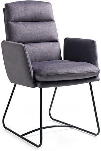 Mees armstoel van Feelings, comfortabele retro stijl stoel