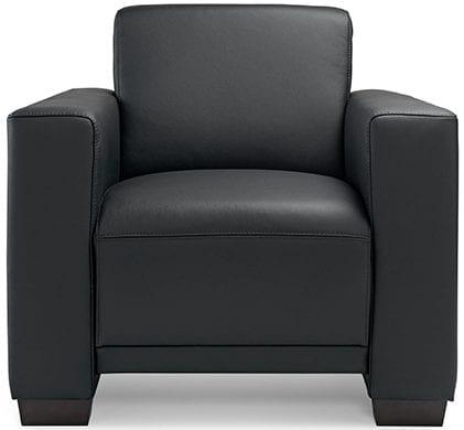 Kosmos fauteuil nero   Feelings Lowik Meubelen