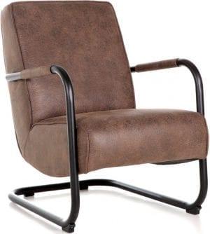 Fauteuil Pleun, stoere stoel uit de Feelings collectie - Eleonora fauteuil Pien