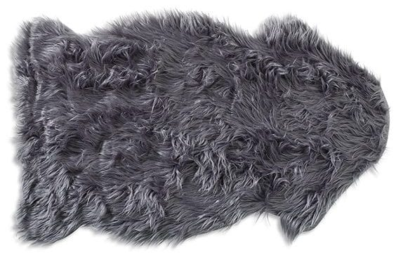 Decoratievacht dark grey Sierkussens & textiel Feelings Lowik Wonen & Slapen