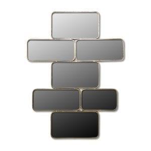 Burly collection multi spiegel ijzer - glas   Feelings Lowik Meubelen