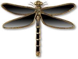 Dragonfly spiegel    Feelings Lowik Meubelen